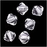 Swarovski Crystal Bicones #5328 4mm Crystal Beads (50)
