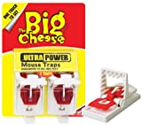 STV148 - ULTRA POWER MOUSE TRAPS - TWINPACK