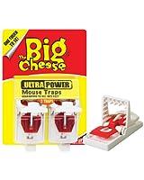 Stv International - The Big Cheese - Piège à rat x 2 - Ultra Power