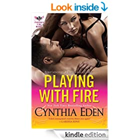 Playing With Fire (Phoenix Fire Book 3)
