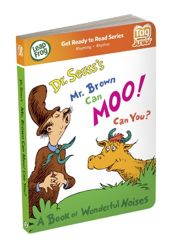 LeapFrog Tag Junior Book: Mr. Brown Can Moo. Can You?