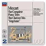 Mozart: Complete Piano Trios/The Clar...