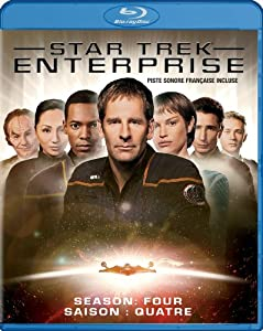 Star Trek Enterprise: Season 4 [Blu-ray]