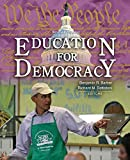 img - for Education for Democracy book / textbook / text book