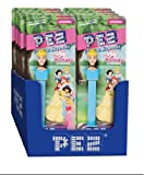 PEZ Disney Assortment, Princesses, 0.87 Ounce (Pack of 12)