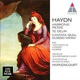 Nikolaus Harnoncourt And Concentus Musicus Wien Haydn: Harmoniemesse