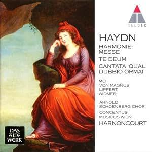 Haydn: Harmoniemesse/Te Deum