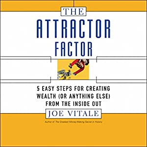 The Attractor Factor Audiobook