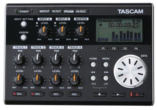 Tascam DP-004 Pocketstudio Digital Recorder