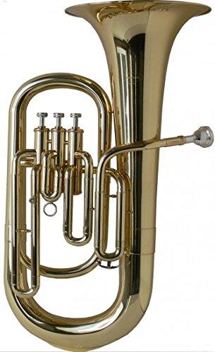 Steinbach Bb- Euphonium mit 3 Perinetventilen inkl. Koffer