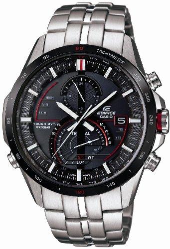 Casio EDIFICE TOUGH MVT. Tough Solar MULTIBAND6 EQW-A1300DB-1AJF Watch (Japan Import)
