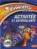 Turbo Racing Team : Activités et autocollants