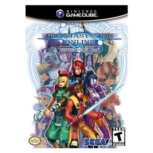 Phantasy Star Online, Episode I &#038; II