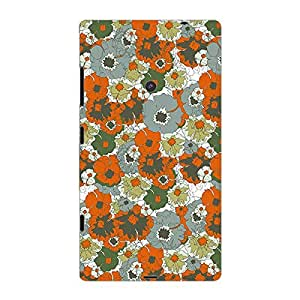 Garmor Designer Plastic Back Cover For Nokia Lumia 525