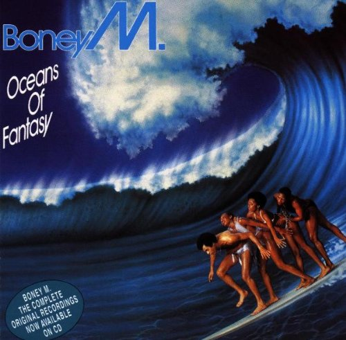 Boney M. - Oceans of fantasy (LP) - Zortam Music