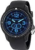 Columbia Unisex CA008040 Urbaneer Black Analog Sports Watch