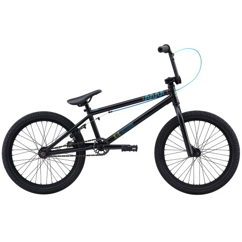 Eastern Bikes Cobra 2013 Edition BMX Bike (Matte Black/Black Rim, 20-Inch)