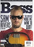 img - for Bass Guitar (January 2014 - Issue 99 - Sam Rivers Cover) book / textbook / text book