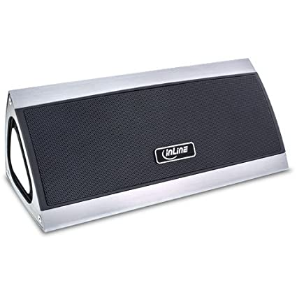 InLine WOOME 3D - haut-parleur - pour utilisation mobile - sans fil