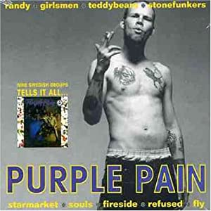 Purple pain
