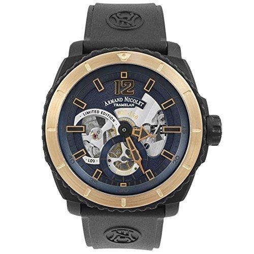 armand-nicolet-mens-s619n-bu-g9610-l09-limited-edition-two-toned-dlc-black-titanium-gold-sporty-hand