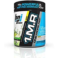 BPI Sports 1MR One More Rep Ultra Concentrated Energy Supplement, Apple Pear Supplement, 8.5 Ounce'