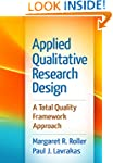 Applied Qualitative Research Design:...