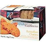 Reids of Caithness Banoffee Oaties 150 g (Pack of 4)