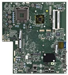 All-In-One 200 Omni 200 Motherboard (Boma) PN 588313-001 DA0ZN6M6G0