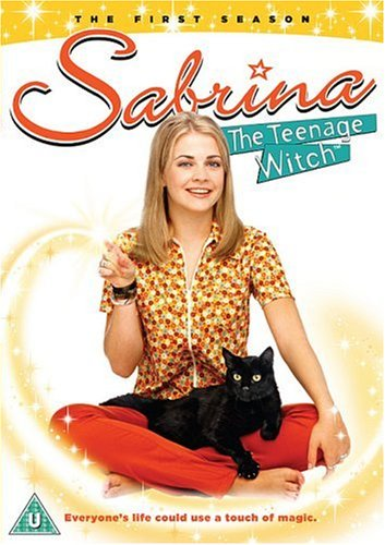 Sabrina The Teenage Witch - Season 1 [UK IMPORT], DVD