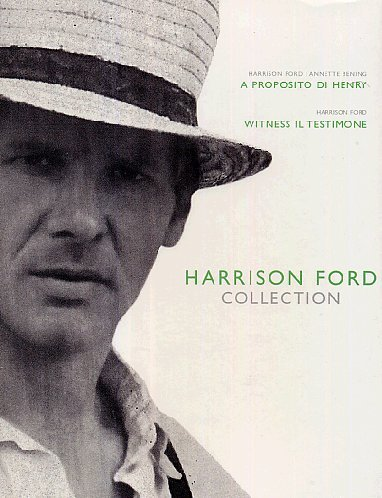 Harrison Ford Collection [2 DVDs] [IT Import]
