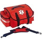 Ergodyne Arsenal 5210 Small Medic First Responder Trauma Duffel Bag with Shoulder Strap, Orange (Color: Orange, Tamaño: Small)