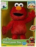 Fisher-Price Elmo Loves You