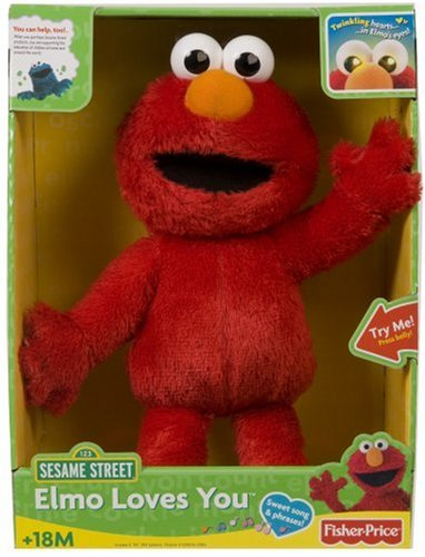 Fisher-Price Elmo Loves You