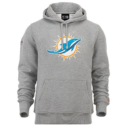 New Era NFL Miami Dolphins Hoody Sweater Hoodie Herren Mens