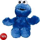 United Labels 0800911 - Sesamo apriti, Cookie Monster di peluche 25 cm