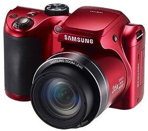 SAMSUNG WB100 - rosso