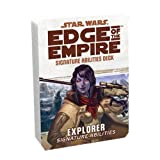 Explorer Signature Abilities Star Wars Edge of the Empire Specialization Deck