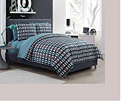 5 Pc, Boys Bed in a Bag, Twin Size Bedding, by Karalai Bedding Collection
