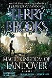 The Magic Kingdom of Landover   Volume 1: Magic Kingdom For Sale SOLD! - The Black Unicorn - Wizard at Large (Magic Kingdom of Landover Bundle)
