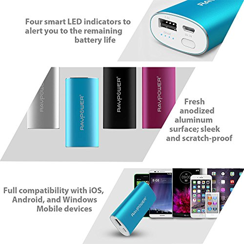 RAVPower-Luster-5200mAh-Power-Bank