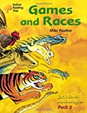 Oxford Reading Tree: Stages 8-11: Jackdaws: Pack 2: Games and Races (0198454546) by Poulton, Mike