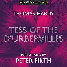 Tess of the D'Urbervilles | Livre audio Auteur(s) : Thomas Hardy Narrateur(s) : Peter Firth