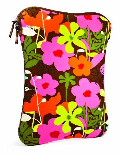 Built Laptop Sleeve, 16-Inch, French Bull Shadow Flower