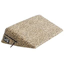 Liberator 24-Inch Wedge, Leopard Microfiber