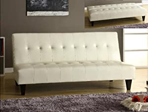 Sectional Sofas Wiki Marco Adjustable Sofa White By Crownmark Furniture Reviews