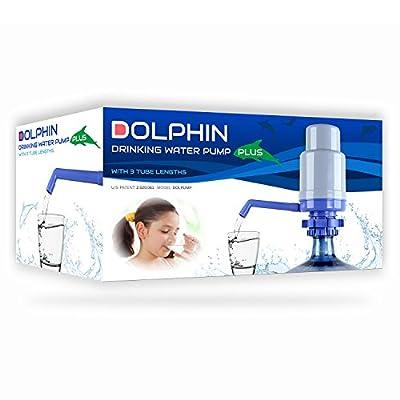Water Bottle Dolphin Pump Parent