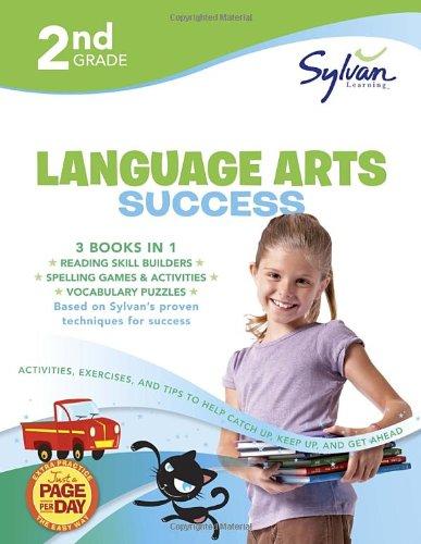 2nd Grade Language Arts Success (Sylvan Super Workbooks)
