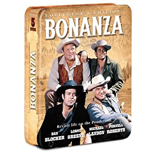 Bonanza: Collector's Edition (5-pk)(Tin) from Madacy (Music Distributor)