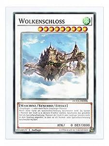 DUEA-DE098 Wolkenschloss 1. Auflage + Free Original Gwindi Card-Sleeve